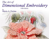 The Art of Dimentional Embroidery