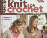 To Knit or Crochet