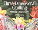 Three Dimensional Quilling